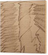 Levels Wood Print
