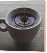 Lewak Coffee Wood Print