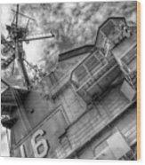Lexington Super Structure Wood Print
