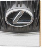 Lexus 15 Wood Print