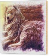 Lezhu Wood Print