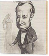L.f. Raymond Wolowski Wood Print