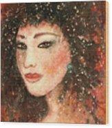 Li Lin Lin Lian Wood Print