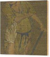 Li Tieguai Wood Print