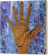 Lib-488 Wood Print