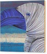 Lib-499 Wood Print