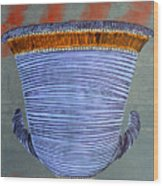 Lib-513 Wood Print