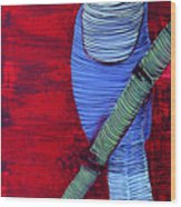 Lib-709 Wood Print