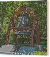 Liberty Bell Wood Print