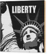 Liberty Classic Work A Wood Print