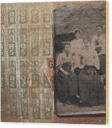 lid- Worry Box Wood Print