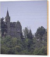 Liebeneck Castle 05 Wood Print