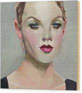 Liepke Color Palette Lady Wood Print