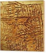 Life - Tile Wood Print