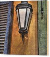 Light My Way Home Wood Print