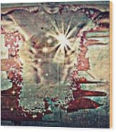 Light Of The Heart Wood Print