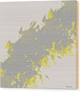 Lightening 2  Wood Print