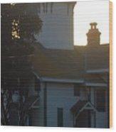 Lighthouse 0555b Wood Print