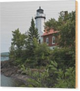 Lighthouse 4 Wood Print