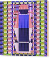 Lighting Illusions Fineart By Navinjoshi At Fineartamerica.com  Pleated Skirts Fabric Pattern And Te Wood Print