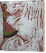 Lillian - Tile Wood Print