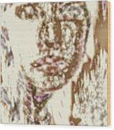 Linaji 2 Wood Print