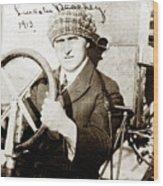 Lincoln J. Beachey March 3, 1887 March 14, 1915 Wood Print