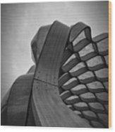 Lincoln Park Wood Print
