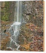 Lincoln Woods - White Mountains New Hampshire Usa Wood Print