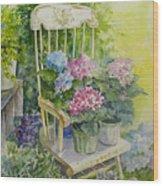 Linda Wood Print