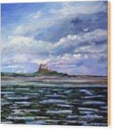 Lindisfarne. Wood Print