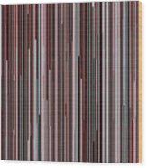 Lineal 04 Wood Print