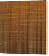 Linear Ripples 148 Wood Print