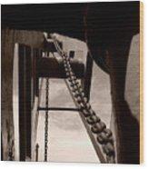 Link To The Jib Wood Print