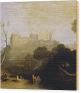 Linlithgow Palace Wood Print
