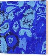 Liquid Blue Dream - V1vhkf100 Wood Print