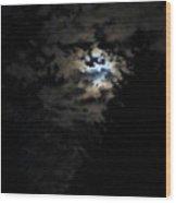Lisas Wildlife Moons Wood Print