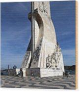 Lisbon 13 Wood Print