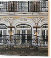 Lisbon 16 Wood Print