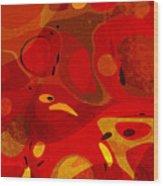 Lisergica N1032 Wood Print