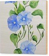 Liseron Wood Print