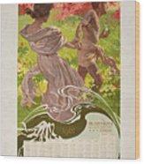 Litografia Doyen Wood Print