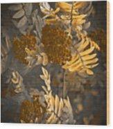 Litthe Creatuions Wood Print