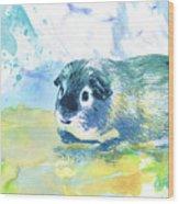 Little Lady Gwilwilith Wood Print