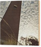Little Sable Lighthouse Wood Print