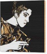 Liza Minelli Collection-1 Wood Print