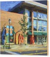 Ll Bean Store At The Promenade In Pa Wood Print