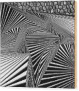 Lliemohta Wood Print