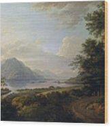 Loch Awe. Argyllshire Wood Print