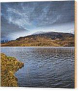 Loch Cill Chrisiod Wood Print